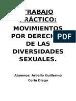 El Activismo de La Diversidad Sexual en La Argentina