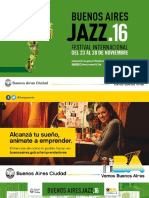 Buenos Aires Jazz 2016