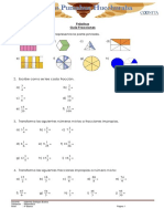 MAT4BUNI9N1HUE Fracciones Propias e Impropias Recta Numerica