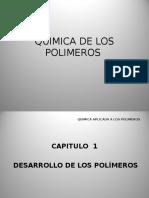 Cap. 1 - Desarrollo de Los Polímeros 2015