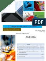 9.Los Puertos Marítimos y Tratados de Libre Comercio - Sergio Navas