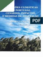 2006 - Alteracoes Climaticas Em Portugal Cenários, Impactos e Medidas de Adaptação - Projecto SIAM II