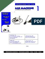 Walkmachine Milennium