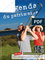 Agenda Du Patrimoine 2010 BD