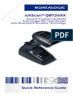 QuickScan QBT24XX Quick Manual