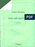kleynjans  - suite sud americaine.pdf