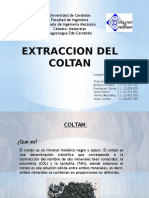 Extraccion del Coltan