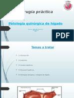 Patología Quirúrgica de Hígado