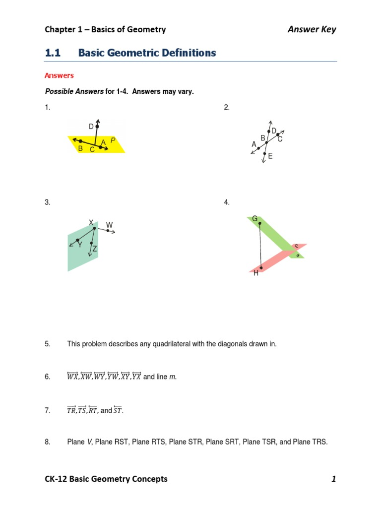 Triangle Basics Worksheet Answers Worksheets for all | Download ...