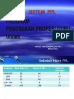 Sistem Ppl Ppg Sm3t Unnes