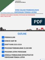 Kelistrikan Indonesia