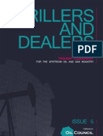 The Oil Council's June 2010 Edition of 'Drillers and Dealers'