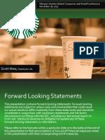 Starbucks - MS Conference Nov 2015 - FINAL