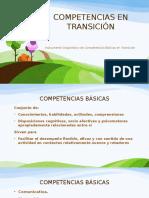 Competencias en Transición