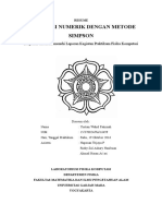 Resume Metode Simpson