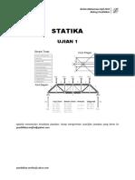 Statik Ujian 1 2016.pdf