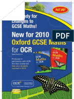 Oxford GCSE Maths for OCR courseguide