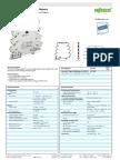 857-423 Wago Splitter Manual