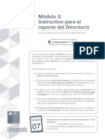 Instructivo Para Reporte Director Modulo3