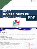 2. NIC 28 Inversiones en Asociadas (1)