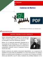 Cadenas de Markov Clase Ji
