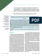 Staphylococcus Resistente a Meticilina