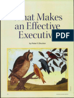 What makes an effective executive.pdf