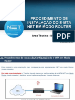 Configurao Modo Router - Acess Point Verso 3