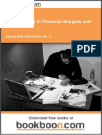 Interest Rates in Financial Analysis and Valuation