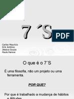 7 Sensos - T-picos Qualidade