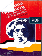 José Peirats- Emma Goldman Una Mujer en La Tormenta Del Siglo