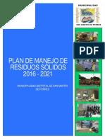 Plan de Manejo Mdsmp