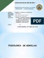 Fisiologia Del Desarrollo de La Semilla diapositiva