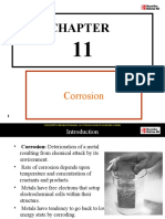 Chapter 11 Corrosion