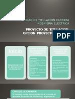 Proceso Proyecto Técnico