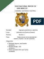 Informe 01 Lab Quimica General