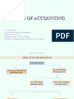 1. Accountancy Basics