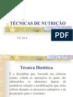 21-08 Técnicas de Nutrição M4