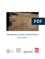 Informe Final Eje Urbano Alameda Providencia Enero 2014