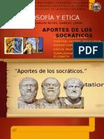 Aportes de Los Socráticos