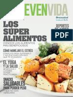 Revista Prevenvida Superalimentos Oncosalud