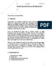 optical fiber communication lab manual Exp 2