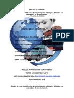 Proyecto de Entrega Grupal 1 Entrega Introduccion a La Logistica