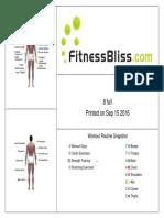 FitnessBliss 8 Full