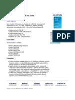Http Www Netec Com Mx p 575 Curso de Cisco Ios Xr Mpls and Tunnel Technologies for Ipv4
