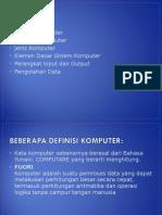 Bab 2 Peralatan Teknologi Informasi Dan Komunikasi
