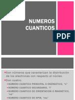 2. NUMEROS CUANTICOS