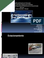 presentación estacionamiento