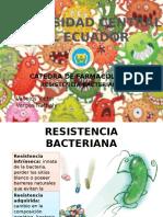 Resistencia - Nathaly Vargas