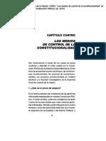 """05) Suprema Corte de Justicia de La Nación. (2005). """"Los Medios de Control de La Constitucionalidad"""" en ¿Qué Es El Poder Judicial de La Federación- México"""
